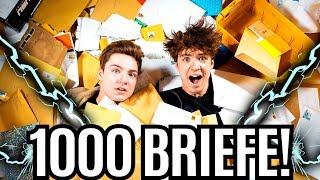 Wir öffnen Fanpost !! (+1000 Briefe) I Die Lochis