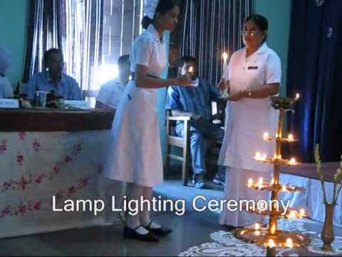 & Lamp Lighting Ceremony - YouTube