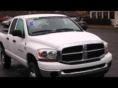 2006 Dodge Ram 2500 Quad Cab 4x4 5 9 Diesel Albion