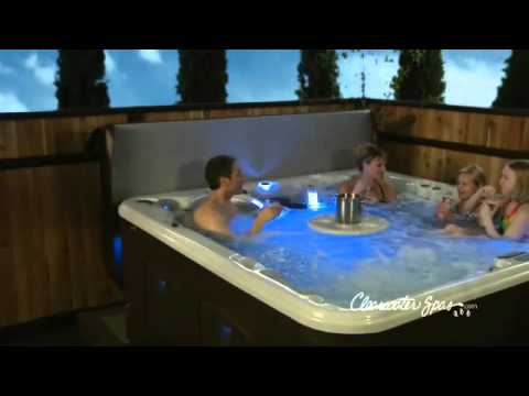 clearwater spas best portable hot tub