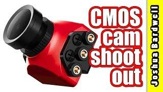 CMOS FPV Camera Shootout   Foxeer Monster Predator Runcam Eagle 2 Pro