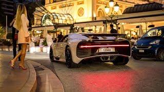 Supercars in Monaco 2018 - VOL. 13 (Bugatti Chiron, Milltek RS6, Mansory S63 AMG, 720S)