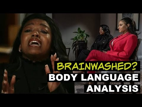 Joycelyn Savage&  Azriel Clary Interview Body Language Analysis