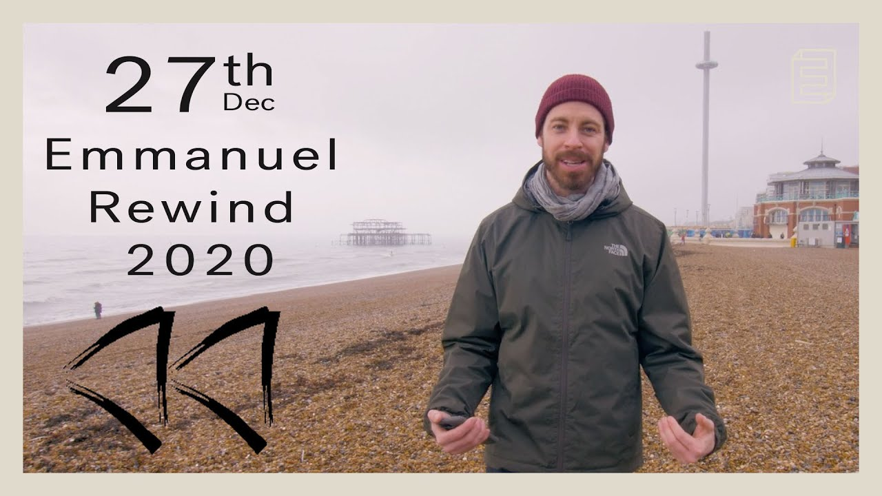 The Emmanuel 2020 Rewind Service  // 27th Dec 2020 Cover Image