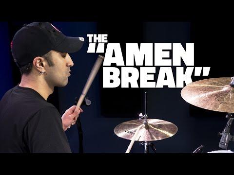 """""""Amen Break"""" Drum Lesson - Drumeo"""
