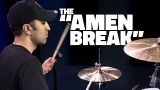 """Amen Break"" Drum Lesson - Drumeo"