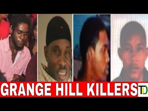 FOUR wanted for MURDER one for SH00TING  in GRANGE HILL - Teach Dem