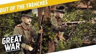 German Jäger Corps - Russian Steamroller - Pickelhaube I OUT OF THE TRENCHES