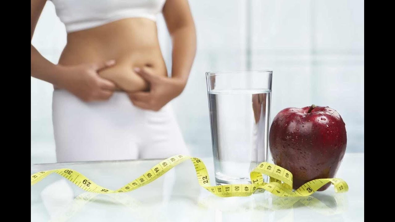 как похудеть за 28 дней