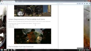 How to download The Incredible Hulk 2008 [Full Game]