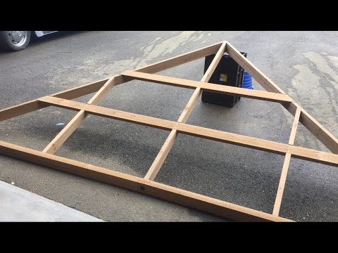Pt. 2 Costco Yardistry 12x14 Wood Gazebo CONSTRUCTION
