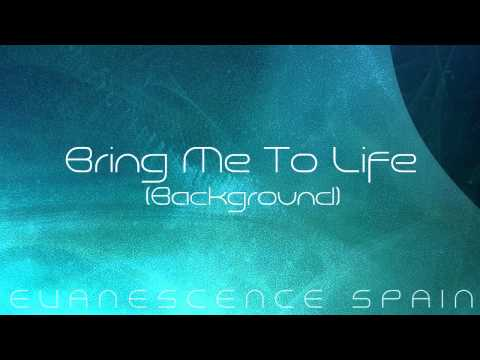 Evanescence Bring Me To Life (Background Audio) [HD 720p]