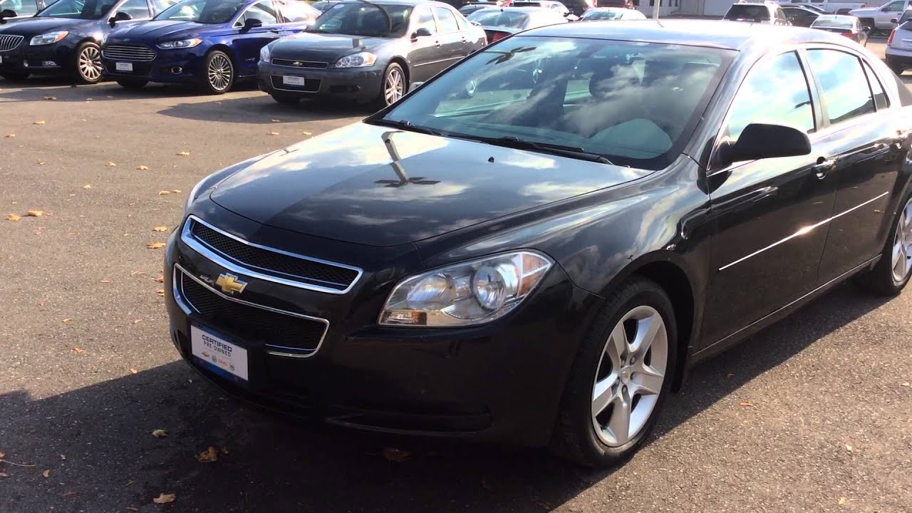 2010 Chevrolet Malibu Ls Review Pickering On Boyer Pickering