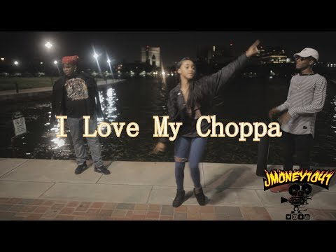 Tay K - I Love My Choppa (Official Dance Video) shot by @Jmoney1041