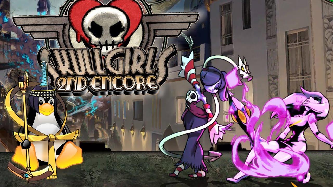 [LinuxPlaying] Skullgirls 2nd Encore Upgrade ( Native ...