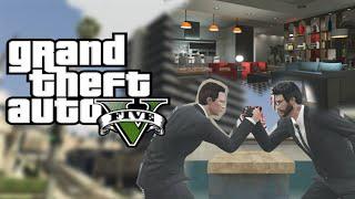 Grand Theft Auto 5 Online - Auto, Stan, Obaranje Ruku!