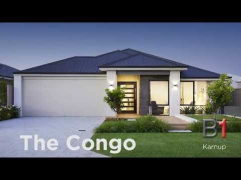 B1 Homes Walkthrough - The Congo at Karnup