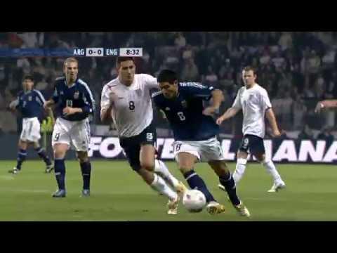 England 3 Argentina 2 (12 November 2005)