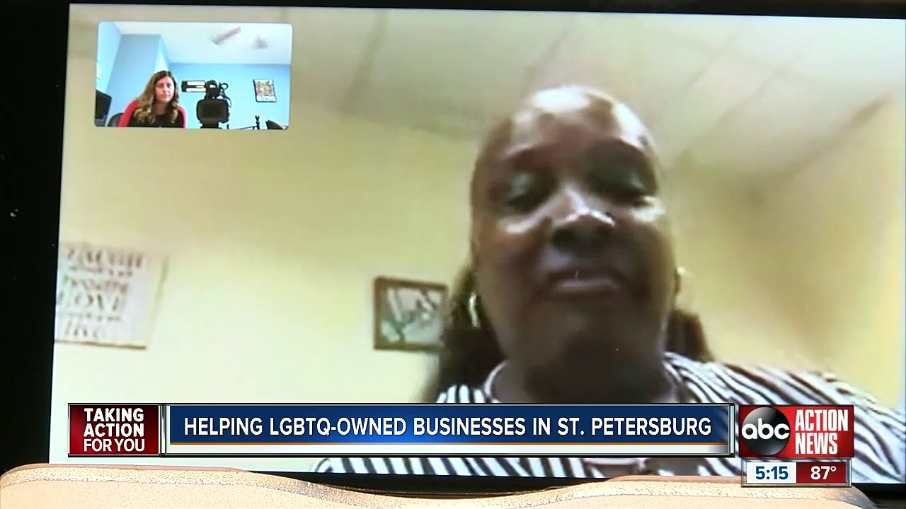 St. Pete leaders vote yes on plan to help LGTBQ businesses