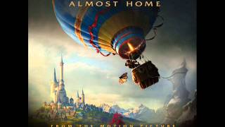 Mariah Carey - Almost Home (Oz - The Great and Powerful