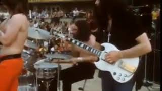 Black Sabbath live Germany  (fragment)