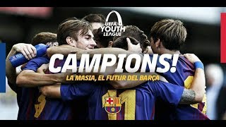 2018 UEFA Youth League Final 1080p | Barcelona vs Chelsea 3-0 | Goals & Extended Highlights