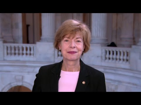 Sen. Tammy Baldwin calls on Trump to fire John Kelly