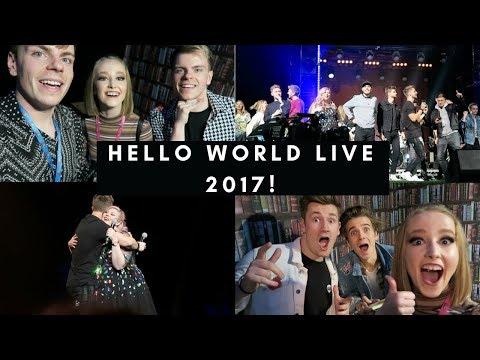 HELLO WORLD LIVE VIP 2017!