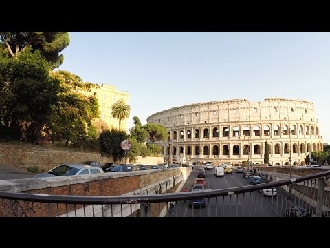 Walking Streets of Rome and Vatican 2016 | Traveling