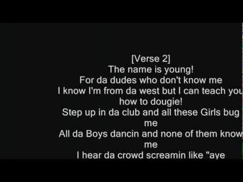 Cali Swag District - Teach Me How To Dougie Lyrics