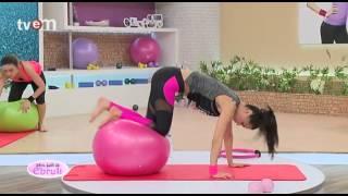 Ebru Şallı İle Pilates Egzersizleri 31.Bölüm