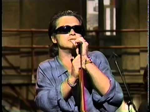 "John Mellencamp - ""Wild Night"" - Live on Late Night TV 1994"
