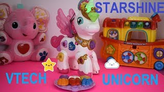Starshine The Bright Lights Unicorn From Vtech Demonstration
