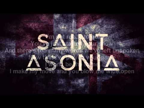 Saint Asonia - Blow Me Wide Open [Lyrics]