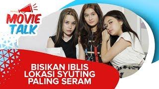 #MovieTalk BISIKAN IBLIS - Pengalaman Syuting di Rumah Sakit