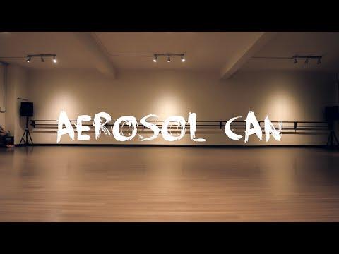 Major Lazer - Aerosol Can | Choreography by Maybelline