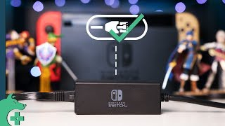 Okay, maybe you should buy a LAN Adapter for your Nintendo Switch