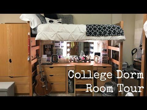 College Dorm Room Tour 2017 | Belmont U