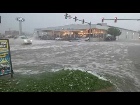 Flooding in Great Falls Montana