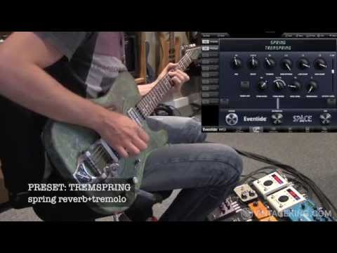 Eventide H9, demo by Pete Thorn/Vintage King
