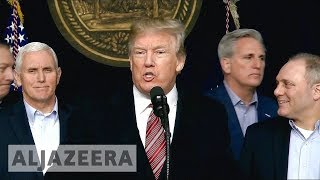 🇺🇸  Fire and Fury: Donald Trump tweets he is 'a very stable genius'