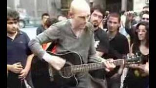 Billy Corgan - Acoustic - AC/DC - It's A Long Way To The Top
