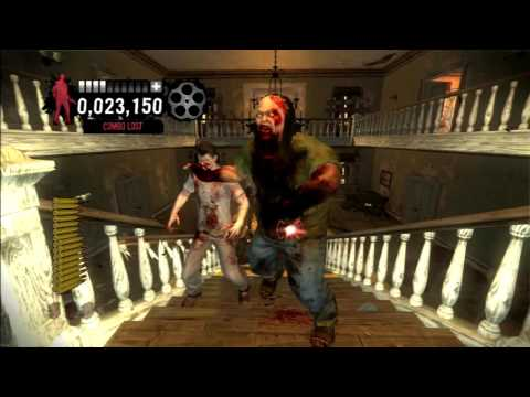 The House Of The Dead: Overkill – Extended Cut - PS3 Longplay