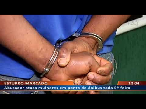 DF ALERTA - Abusador ataca mulheres em ponto de ônibus toda 5ª feira
