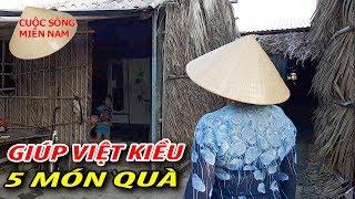 Việt Kiều Canada gửi 5 món quà ý nghĩa đến Cù Lao (Cảm ơn chị Sany) #namviet
