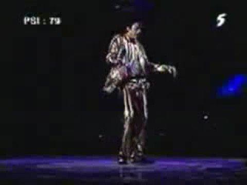 I Wish I Could Move Like Michael Jackson