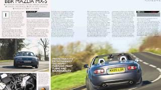 BBR Mazda MX-5 GT270 2014 Videos
