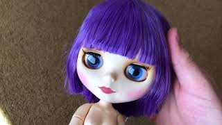 Factory Blythe Unboxing