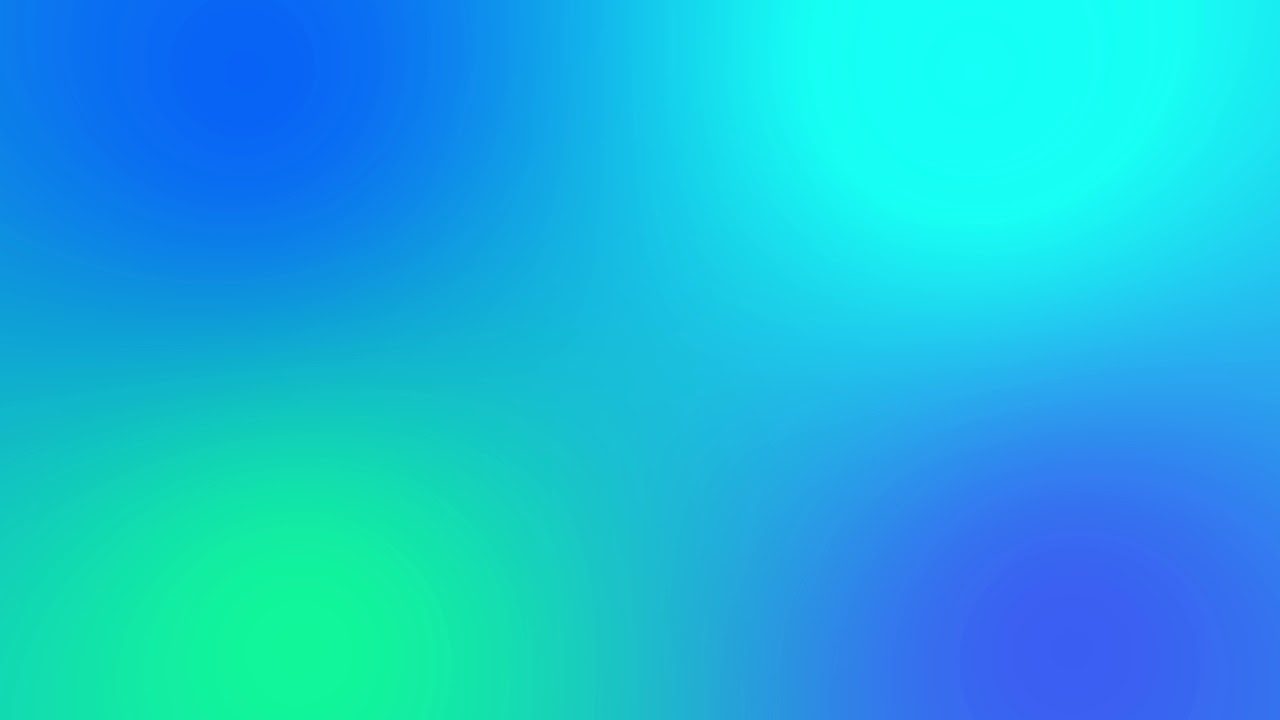 Video effect Color gradient cold overlay free 4K relaxing background light leak.
