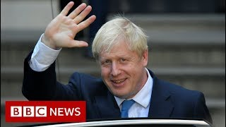 Boris Johnson: Who is the next PM? - BBC News